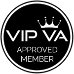 VIP VA Member Badge