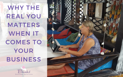 Why the Real You Matters When it Comes to Your Business