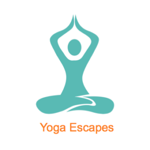 Yoga escapes logo
