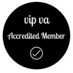 VIPVA Accredited Member Badge