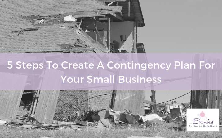 What's Your Small Business Contingency Plan?