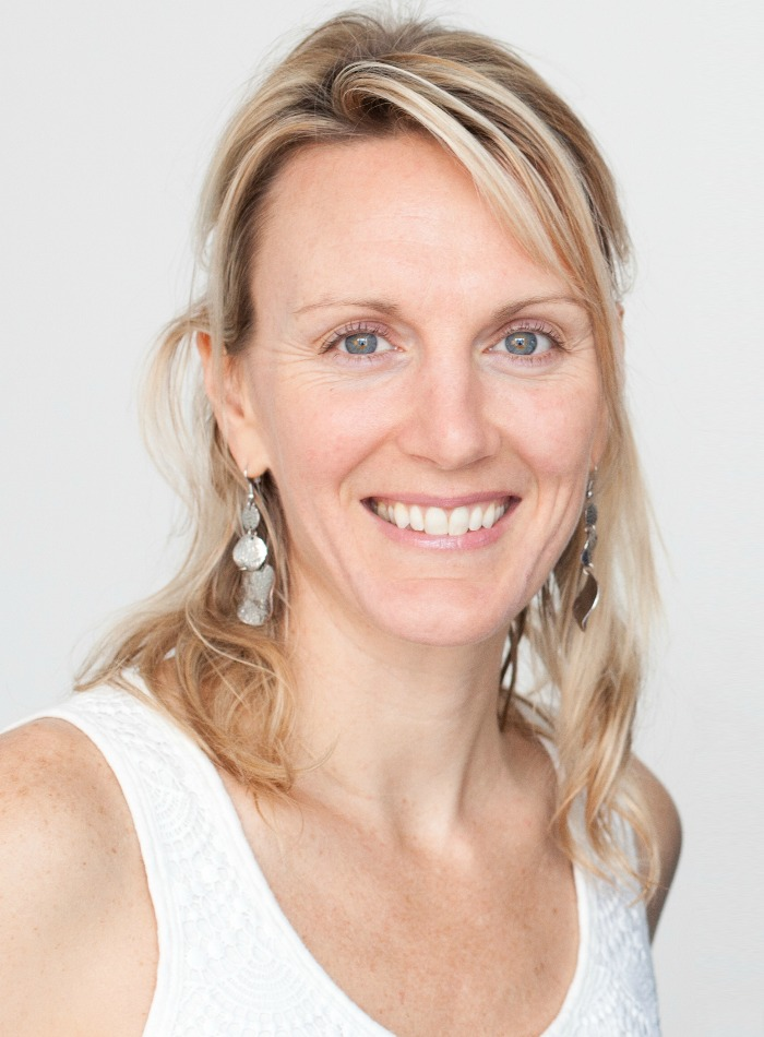 Photograph of Michelle McHale, Director of Attachment Parenting UK