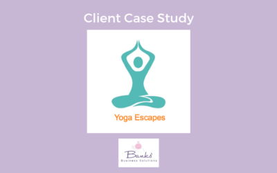 Yoga Escapes: GDPR Data Audit