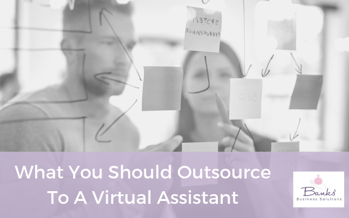 What You Should Outsource To A Virtual Assistant