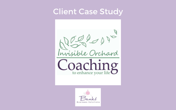 Invisible Orchard Coaching: WordPress Website Development and Training