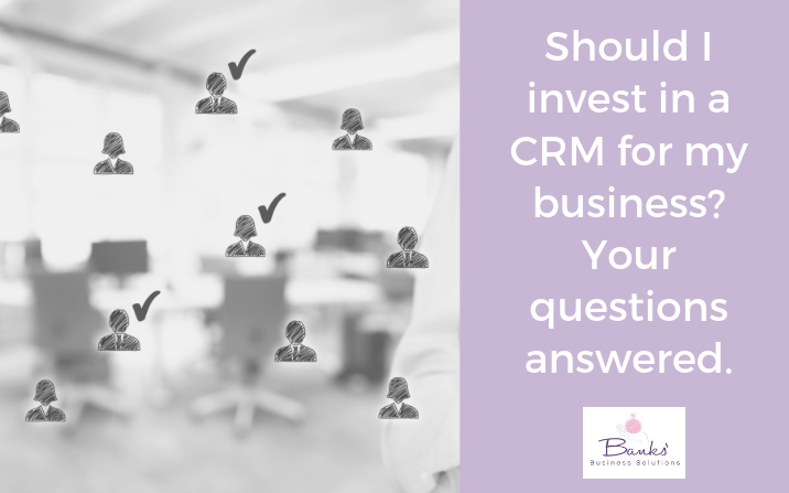 CRM vs Spreadsheet – Which One Is Right For Me?