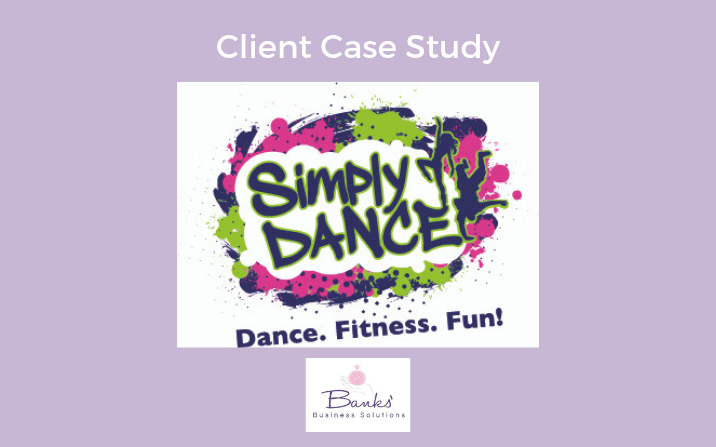 Simply Dance Nottingham: Online Business Support
