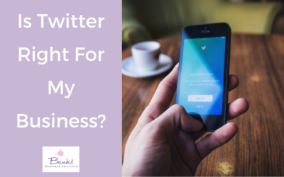 Social Media Marketing. Is Twitter Right For My Business?