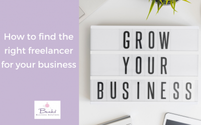 How To Find The Right Freelancer For Your Business