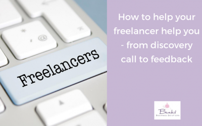 How To Help Your Freelancer Help You – From Discovery Call To Feedback