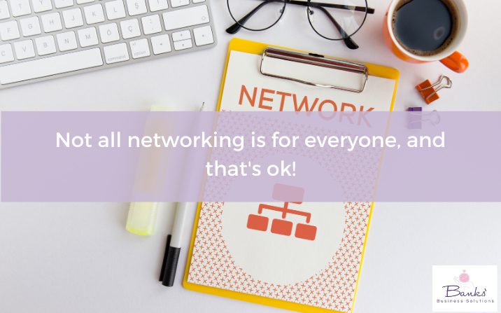 Why you might want to stop your business networking