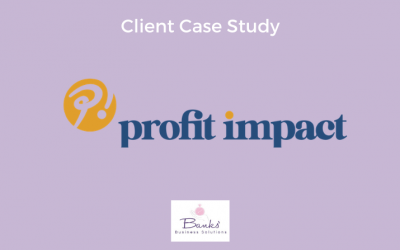 Profit Impact: New Business Online Set-Up