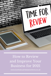 How to Review and Improve Your Business for 2021
