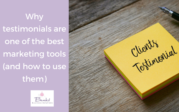 Why Testimonials Are One Of The Best Marketing Tools (And How To Use Them)