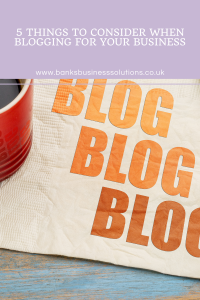 The Word blog 3 times in orange next to a cup of black coffee