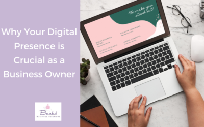 Why Your Digital Presence is Crucial as a Business Owner